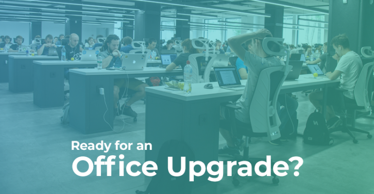 3 Signs You're Ready for an Office Upgrade