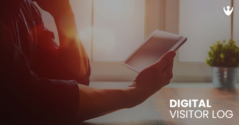Reasons You Should Switch To Digital Visitor Log