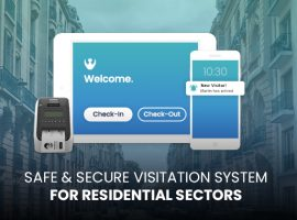 Visitation System or VMS for Residential Sectors
