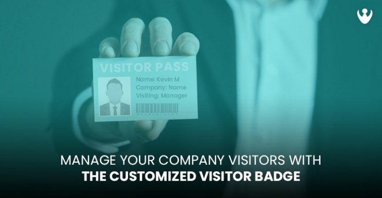 Visitor/Guest Badges- Feature Updated for CoReceptionist App