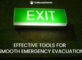 4 Important Tools for Emergency Evacuation Must have in the Workplace