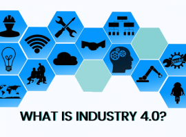 Industry 4.0- What is it? History, Current Applications & Future