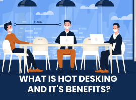 Hot Desking- The New Office Trend